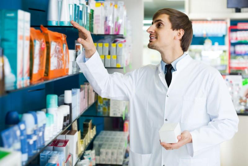 Élelmiszer a gyógyszertárban