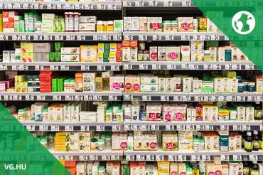 Világgazdaság: Változás előtt a gyógyszertárak termékköre