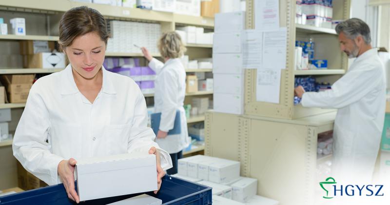 A gyógyszertárak szakmai létszáma és a munkaerőhiány