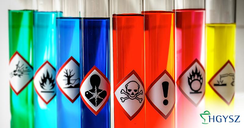 Miről szól a veszélyes anyagokkal kapcsolatos bejelentés?