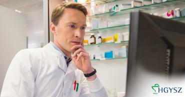 Professzionális elektronikus levelezés a gyógyszertárban