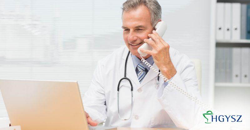 A telemedicina részletes szabályozása